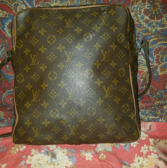 254bffc8d4d4 Louis Vuitton Handbags - Louis Vuitton Vintage Monogram Marceau GM